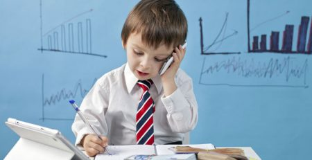 ۹ روش برای آموزش کارآفرینی به کودکان