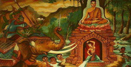 آیین بودا چیست ؟
