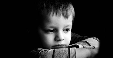 علائم افسردگی کودکان