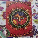 کارت پستال خورشید