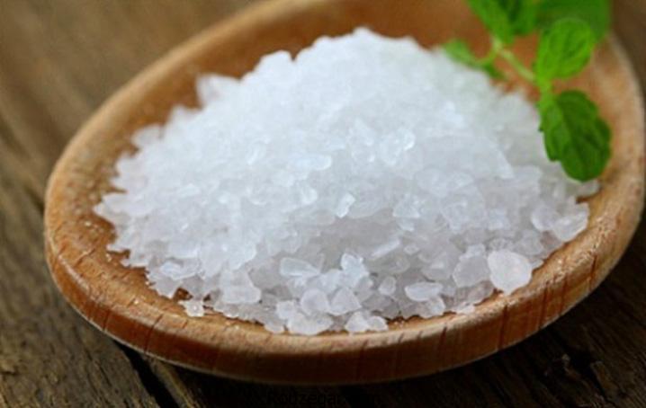 خواص و مضرات نمک
