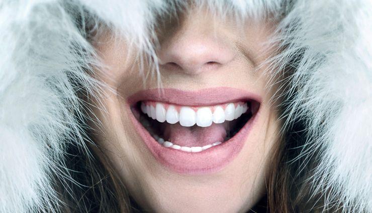 از بین بردن زردی دندان